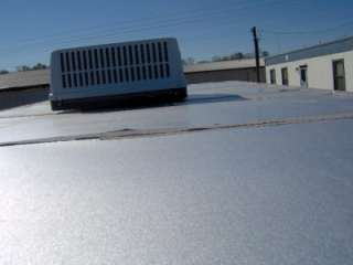 16 enclosed motorcycle cargo trailer A/C unit e track finished LED