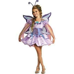 Child Halloween Costume Lavender Butterfly Child Halloween Costume