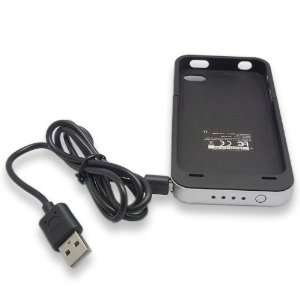 Battery Case 4 For iPhone 4G NEW High Quality Handy