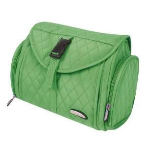 Hanging Toiletry Kit by Travelon   Lime Green Color