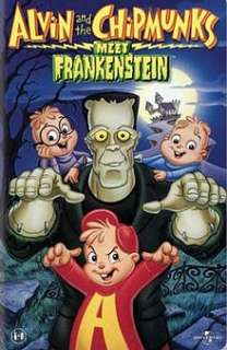 The Aristocats & Alvin & Chipmunks Meet Frankenstein