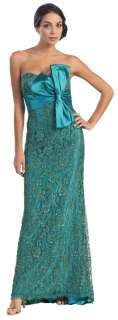 Bridesmaid Long Party Dress Prom Evening New Gowns Plus