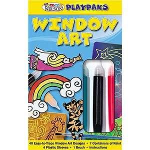 Tommy Nelsons PlayPaks Window Art (Tommy Nelsons