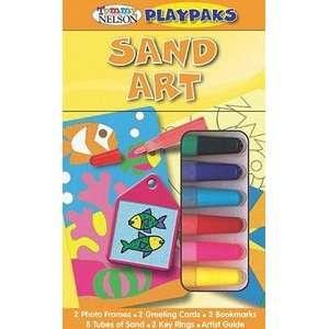 Tommy Nelsons PlayPaks Sand Art (9781400306565