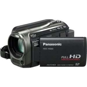 Panasonic HDC TM60 Camcorder (Black) Camera & Photo