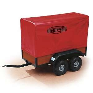 11 Berg Cover Extra Large for Tipper Trailer Vario Sports & Outdoors