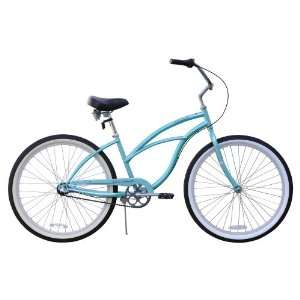 Beach Cruiser Bicycle Woman 26 Firmstrong Urban Lady multi speed (3sp