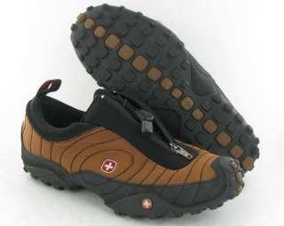 Wenger Albinen Hiking Shoes Brown/Black Used Women 10 EU 42 MSRP $120