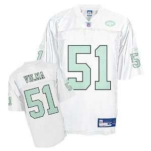 Reebok New York Jets Jonathan Vilma Girls 7 16 Fashion