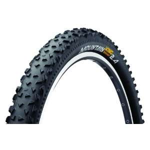 Continental Mountain King Tire   Protection Black Chili
