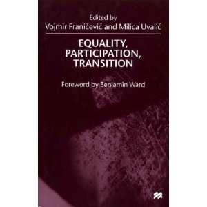 Branko Horvat (9780312232252) Vojmir Franicevic, Milica Uvalic Books