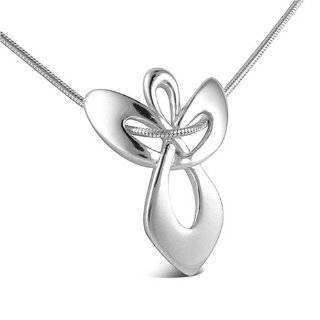 Sterling Silver Sing Live Dance Love Inspirational Message Necklace