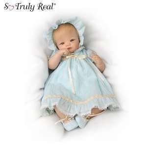 Gabrielle Musical, Movable So Truly Real Baby Doll Toys