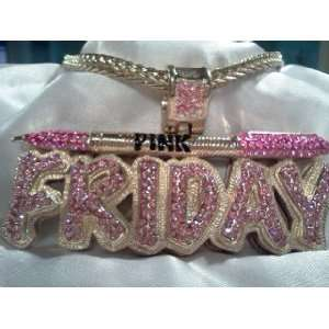 Nicki Minaj Pink Friday Charm and 22Chain