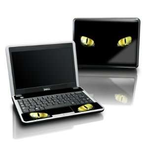 Cat Eyes Design Protective Skin Decal Sticker for DELL Mini 12 Laptop
