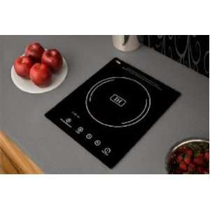 12 Induction Cooktop with Single 1800 Watt Cooking Zone