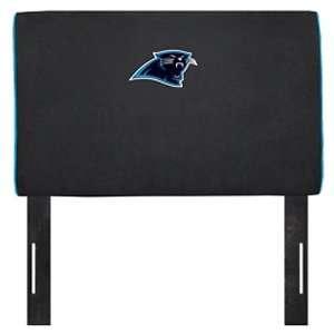 Carolina Panthers NFL Team Logo Headboard