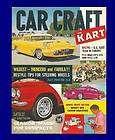 UNREAD CAR CRAFT JAN 1962,US KART EUROPE,FORD GALAXIE,JANUARY,HOT ROD