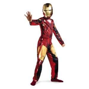 Iron Man 2 (2010) Movie   Mark VI Classic Child Costume