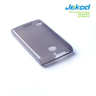 JKD New HUAWEI IDEOS X2 U8500 Silicone Soft Case Cover + Screen