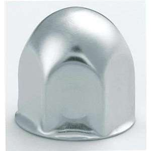 10 Stainless Steel Rounded Lug Nut Covers for 1 Lug Nuts Automotive