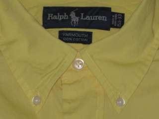 Mens Ralph Lauren Oxford Polo Shirt, Lot of 4 (Medium) Sleeves 32/33