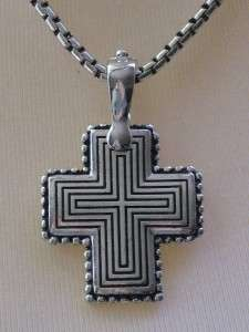 Premier Designs COVENANT necklace Antique Silver CROSS Mother of Pearl