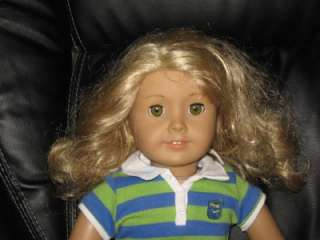 18 Retired Lanie American Girl Doll of The Year 2010