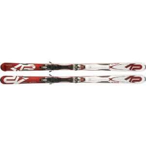 K2 Apache Recon Skis + Marker MX 12.0 Bindings 2010