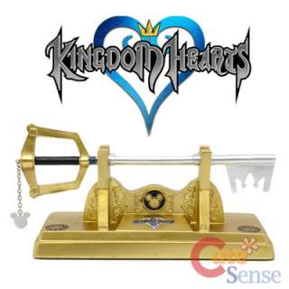 Kingdom Hearts Sora Key Blade Sword Resin Paperweight Statue Figure