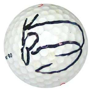 Kenny Perry Autographed / Signed Golf Ball Sports