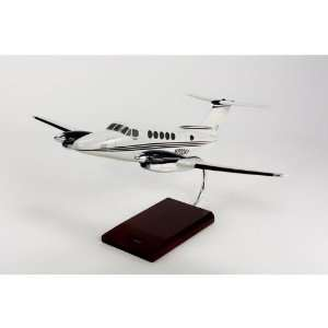 B200 Super King Air Quality Desktop Model Plane 1/32 Scale