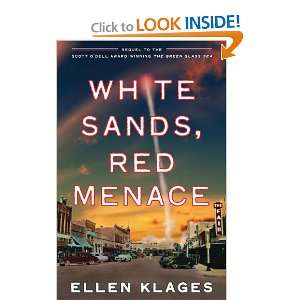 White Sands, Red Menace Ellen Klages Books