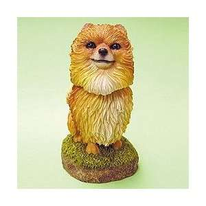 Swibco Inc Pomeranian Dog Bobble Head Toys & Games