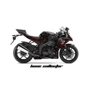 2008 2010 Kawasaki Ninja ZX10, Z X10. Sport Bike Graphic Kit Graph