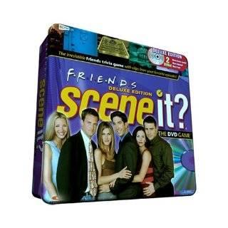 Scene I? Friends Ediion DVD Board Game oys & Games