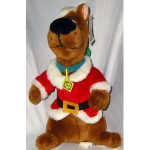 13 Holiday Santa Claus Scooby Doo Plush Toys & Games