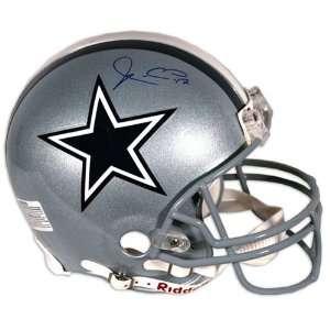 Quincy Carter Dallas Cowboys Autographed Helmet Sports