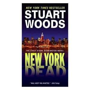 New York Dead (Stone Barrington Series #1) by Stuart Woods: Books