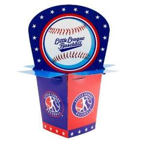 Lets Party By Little League Baseball Centerpiece