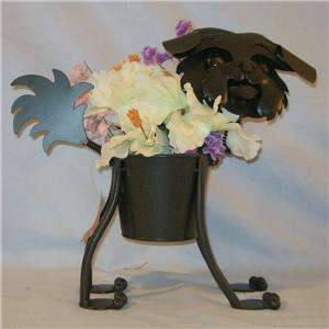 Mini Bao Bao Shih Tzu Dog Planter Container
