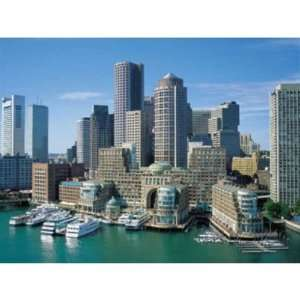 Boston Jigsaw Puzzle 1500pc Toys & Games