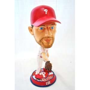 Phillies #33 Cliff Lee Big Head Bobble Head Home Everything Else