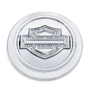 Harley Davidson Air Cleaner Insert Bling Diamond Ice 27960