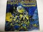 IRON MAIDEN LIVE AFTER DEATH Lp ORIGINAL PRESS W/ BOOK