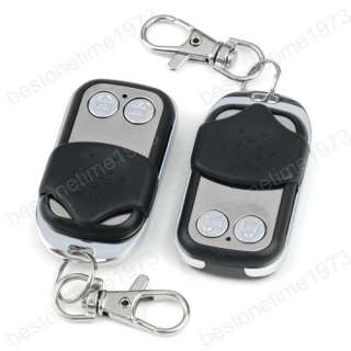 Car Power 2/4 Door Central Entry Lock System + 2 Remote Control