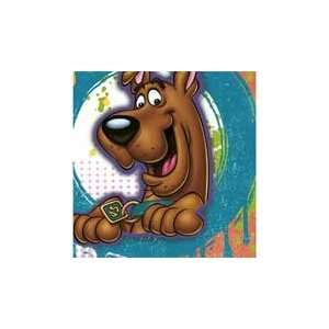 16 Scooby Doo Lunch Napkins Toys & Games