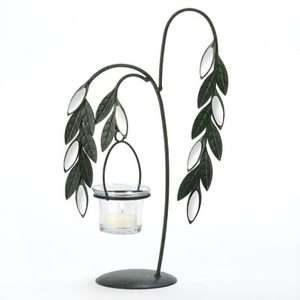 10 Wedding Leaves and Branch TREE Candelabra Table Decor CENTERPIECES
