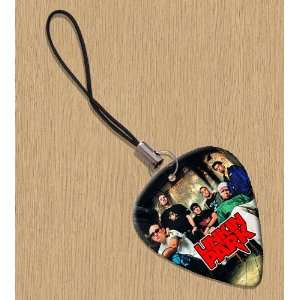 Linkin Park Premium Guitar Pick Phone Charm Musical