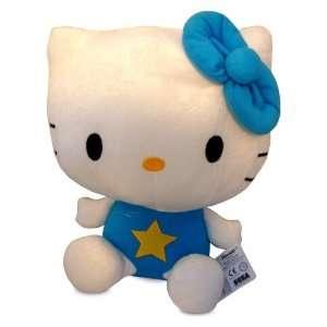 Hello Kitty Blue Star Plush Soft Toy Automotive